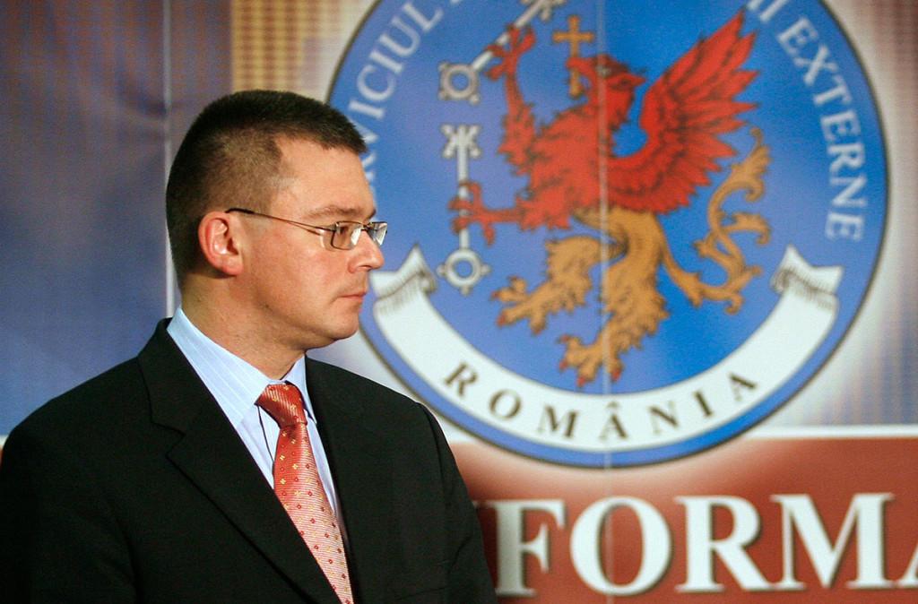 Mihai Răzvan Ungureanu  MediafaxFoto: Bogdan Stamatin