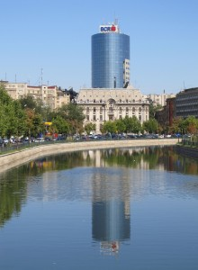 Bucharest Financial Plaza