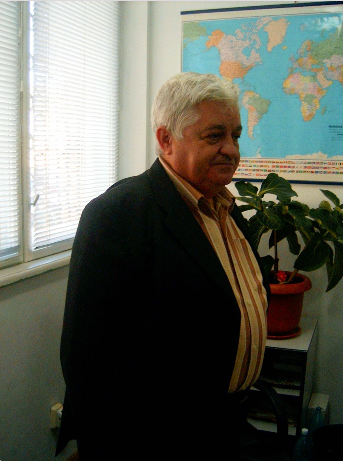 Nicolae Stanca, directorul Deva Gold