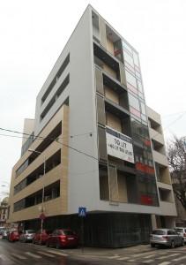 Clădire de birouri de la adresa Batiștei nr. 34