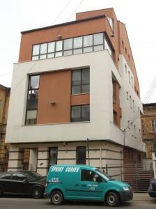 Clădirea de pe strada Maria Rosetti nr. 49A