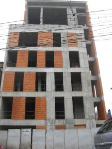 Clădire de birouri, nefinalizată, pe strada Popa Petre nr.27