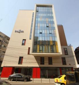 Bucharest City Center este un alt imobil din patrimoniul Ro Naturstein