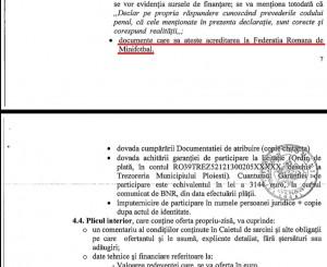 """Documentația de atribuire îi obliga pe participanții la licitație să fie """"acreditați"""" de federația condusă de Răzvan Burleanu"""