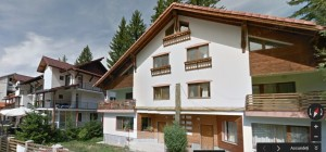 Cartierul de vile din Poiana Brașov în care se găsește proprietatea lui Popescu scoasă la mezat