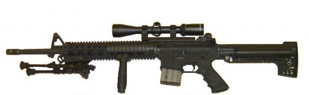 Pușca de asalt AR15/M16