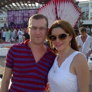 Adina și Cristian Anastasescu, cumnații deputatului Sebastian Ghiță