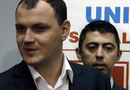 Deputații PSD, Sebastian Ghiță și Vlad Cosma; și-au lansat candidaturile împreună sursa: youtube