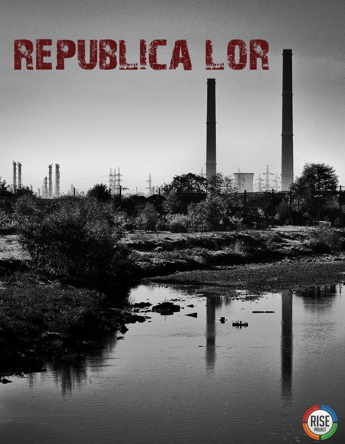 REPUBLICA LOR este un proiect de investigații care monitorizează afacerile cu deșeuri periculoase. / foto: Ștefan Neagu