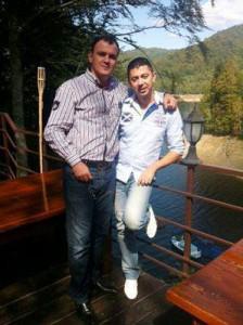 Sebastian Ghiță și Vlad Cosma, deputați PSD de Prahova sursa: Facebook