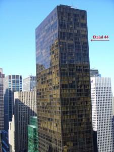 Apartamentele familiei Popoviciu sunt situate la etajul 44 al Olympic Tower/ Sursa: Wikipedia, David Shankbone