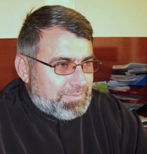 Preotul Nicolae Anușcă, șeful Asociației Caritas