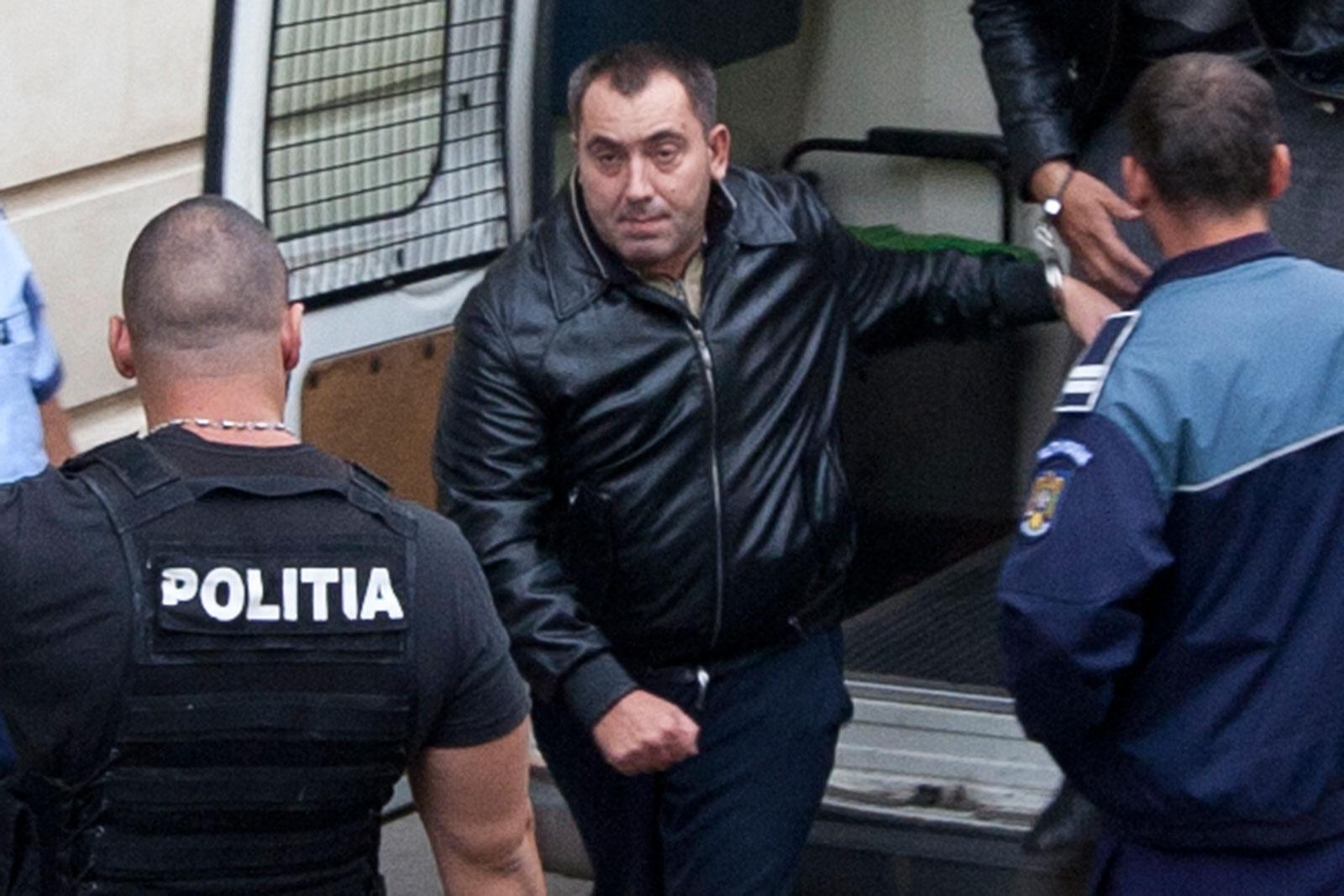 """, Ion Gușan, zis """"Nicu Patron"""", a fost arestat anul trecut în România RISE Project"""