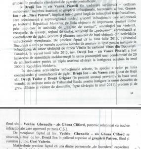 """""""Pisateli"""", descris de procurorii DIICCOT în rechizitoriul grupării <>Patron>"""