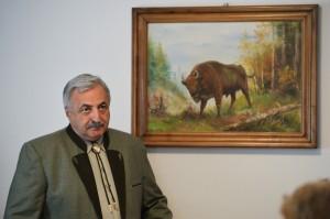 Adam Crăciunescu, șeful Romsilva, este cercetat sub control judiciar/foto: Andreea Alexandru/Mediafax Foto