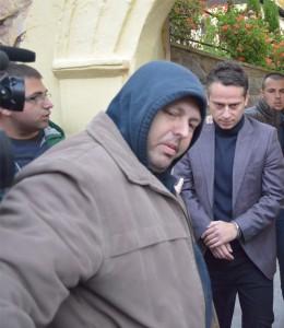 Andrei Hrebenciuc a fost arestat în dosarul retrocedărilor de pădure/foto: Robert Frunzescu/Mediafax Foto
