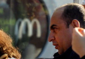 Iordanianul Akram Mustafa Naser Bani, intermediar vamal, condamnat pentru corupție. Foto: RISE Project