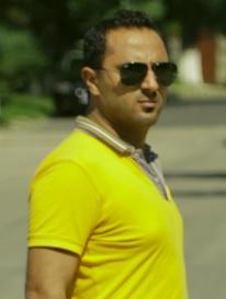 Morad Ahmed, co-proprietarul din acte al firmelor evazioniste. Foto: RISE Project