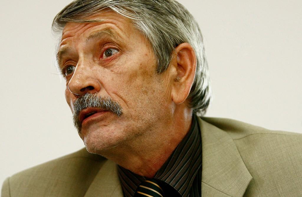 Gavrilă Vasilescu, în Comisia Juridică a Senatului, loc unde spune că l-a și cunoscut pe Răzvan Burleanu