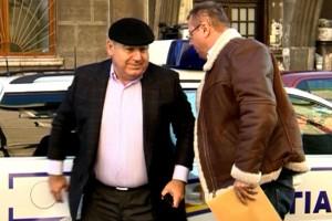 Dorin Cocoș, adus de polițiști la DNA și dus, mai departe, în arest, fiind acuzat de trafic de influență în dosarul Microsoft / FOTO: Mediafax / Liviu Adăscăliței