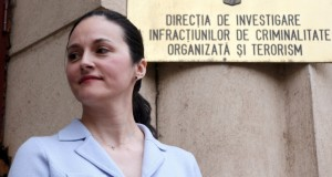 Alina Bica, șefa DIICOT, a fost arestată azi de judecătorii Înaltei Curți de Casație și Justiție. FOTO: Liviu Adascalitei/Mediafax Foto