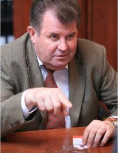 Constantin Tampiza a condus timp de zece ani operațiunile Lukoil din România, până ]n 2013. El susține că plecat din grup în urma unui conflict cu șefii din Moscova. Foto: Mediafax/ Cristina Nichitus.