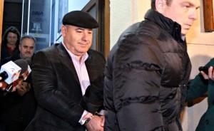 Dorin Cocoș, arestat pentru trafic de influență în dosarul Microsoft / FOTO: Mediafax / Liviu Adăscăliței