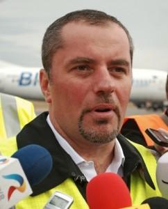 Mihai Atănăsoaei, fostul prefect al Capitalei, a semnat propunerea comisiei Onțanu ca terenurile să fie retrocedate în București.  Foto: Narcis Pop/MediafaxFoto