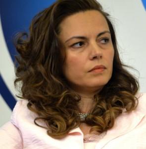 Odeta Nestor a gestionat activitatea financiară a unor firme cu probleme, înainte să devină arbitrul pieței naționale a jocurilor de noroc. Foto: Răzvan Lupică/Mediafax Foto.