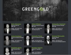 Oamenii cheie din consiliul de administrație al firmei suedeze.