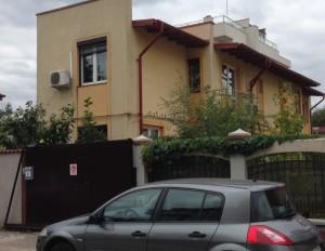 Clădirea în care a funcționat firma lui Noy la București