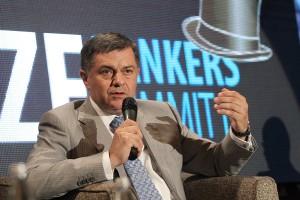 Ionuț Costea, fost secretar de stat în Ministerul Finanțelor și fost președinte Eximbank. Foto: Silviu Matei, Mediafax Foto.