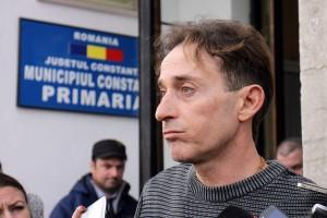 Radu Mazăre, primarul Municipiului Constanța, este judecat pentru corupție alături de acționarii noului proiect imobiliar de la malul mării. Foto: Alexandru Raita/ Mediafax Foto.