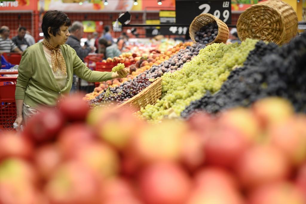 Peste 70 la sută din importurile de fructe și legume din România au fost controlate în ultimii zece ani de afaceriștii turci din provincia Hatay. Foto: Octav Ganea/ Mediafax Foto Mediafaxfoto