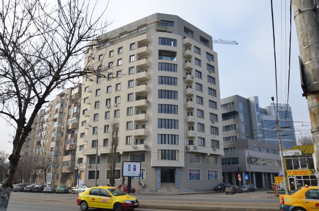 Blocul ridicat la adresa Gheorghe Șincai nr. 15B