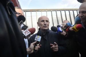 Firmele lui George Copos sunt implicate într-un nou dosar după ce el a scăpat marți din închisoare pentru o altă afacere cu Loteria Română. Foto:  Marius Dumbrăveanu/ Mediafax Foto