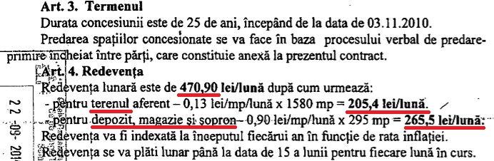 După eliminarea cantinei dintre bunurile concesionate, Onicaș plătește o redevență ridicolă Consiliului Județean Sălaj, 470 de lei/lună