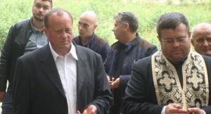 Vasile Coman, primarul din Vișeu de Sus    Foto: Mircea Șerban