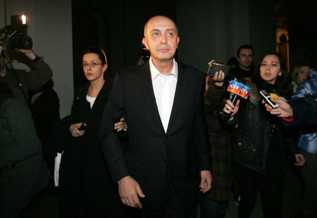 Puiu Popoviciu, artizanul proiectului imobiliar întins pe 224 de hectare a fost arestat preventiv, în 2009, într-un dosar penal în care este judecat pentru felul în care a ajuns să dispună de acest teren public. FOTO: Silviu Matei/Mediafax.