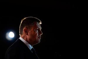Președintele Klaus Iohannis nu a vrut să limpezească, într-un dialog cu RISE Project, neclaritățile din declarațiile sale de avere. /FOTO: Octav Ganea/ Mediafax