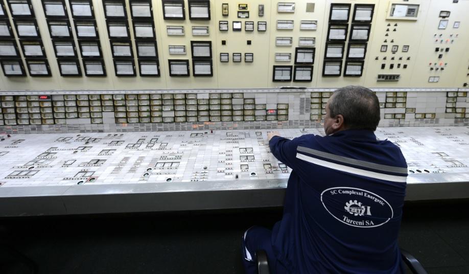 Angajații Complexului Energetic Turceni au dreptul prin contractul colectiv de muncă la alimentația de protecție, reglementată prin lege. FOTO: Silviu Matei/MediafaxFoto