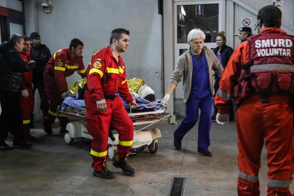 """O unitate ultramodernă de chirurgie reparatorie, de care șase dintre victimele incendiului de la Clubul Colectiv ar fi putut beneficia are """"probleme cu aerul"""". A fost realizată de un prieten și partener de afaceri al lui Sorin Oprescu. FOTO: Andreea Tănase/ Medifax."""