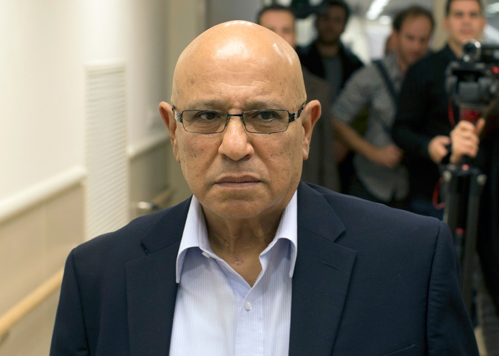 Meir Dagan a condus spionajul israelian în perioada 2002-2011 / Foto: AFP, Mediafax Foto, AHMAD GHARABLI
