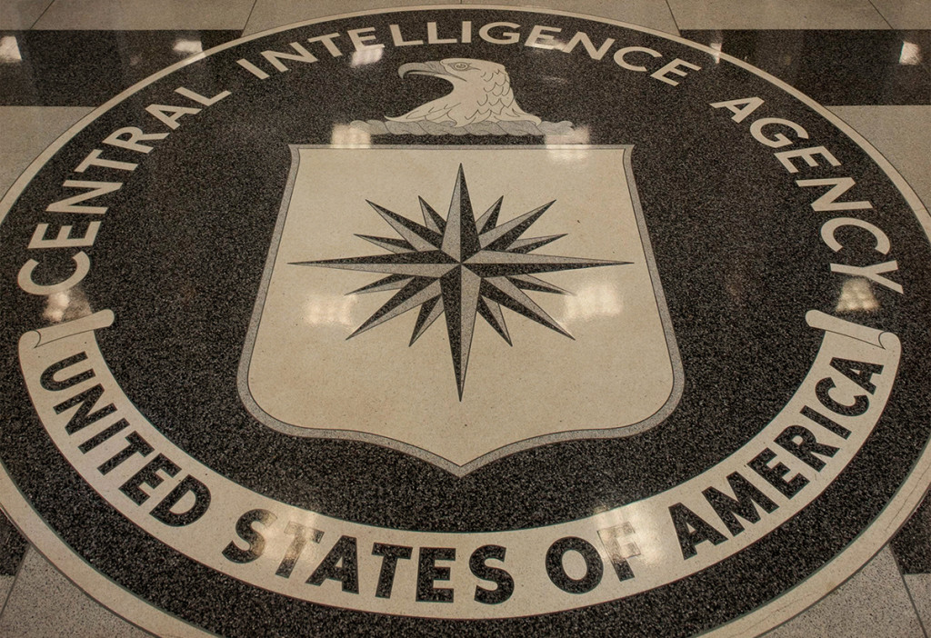 Central Intelligence Agency / Foto: AFP, Mediafax Foto, Saul Loeb