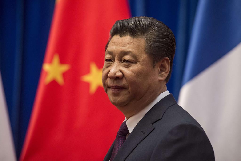 Președintele Chinei Xi Jinping / Foto: AFP, Mediafax, Foto, Fred Dufour