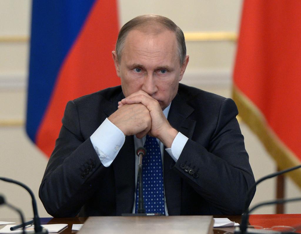 Vladimir Putin - FOTO: Hepta/Mediafax Foto, ALEKSEY NIKOLSKYI