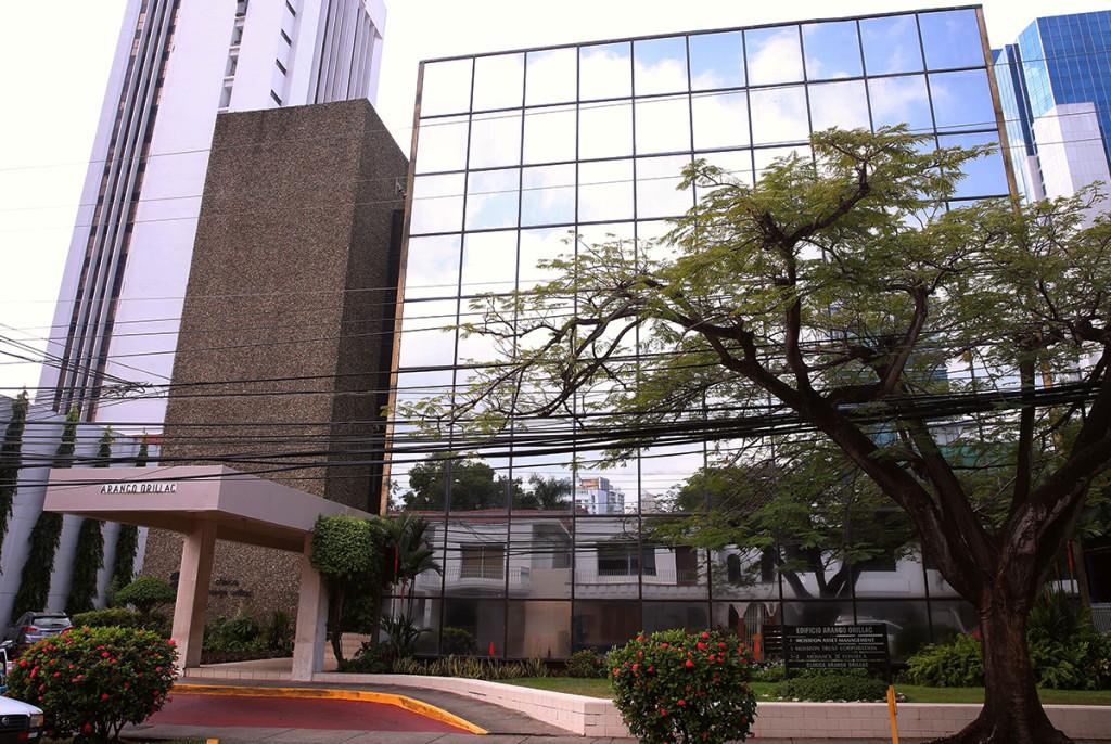Sediul Mossack Fonseca din Panama CIty