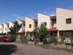 Cartierul de case ANL, în care Turcescu a contractat de la stat o viluță cu patru camere, de 126 de mp.