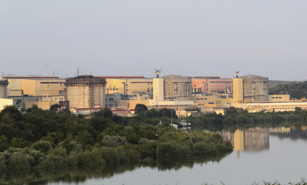 Centrala Atomo-Electrica Cernavoda
