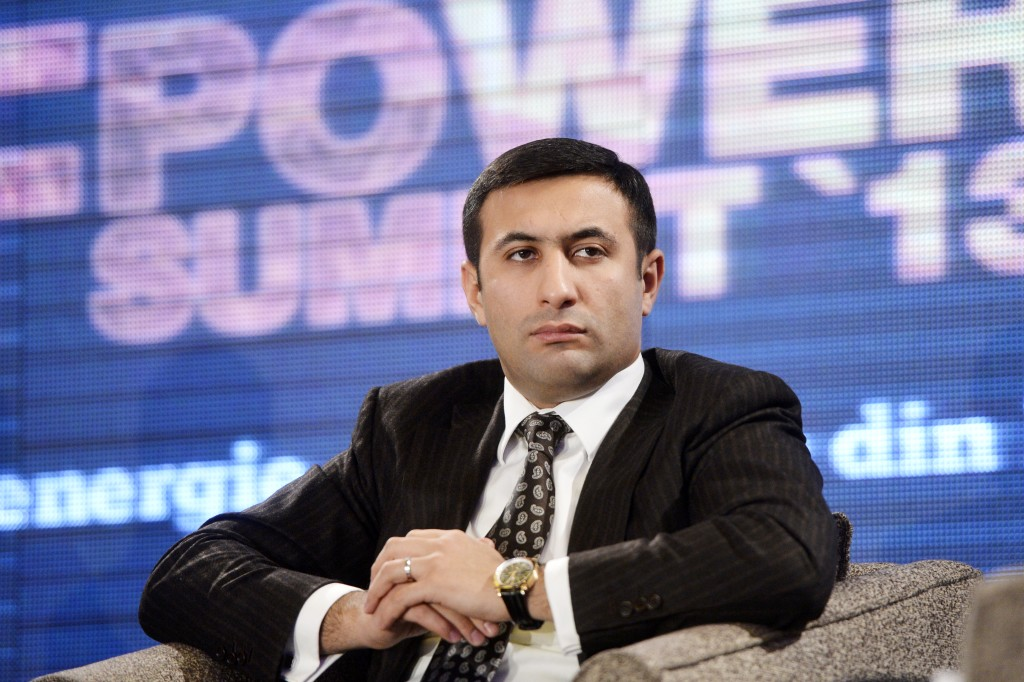 Hamza Karimov, directorul general al Socar Petroleum, filiala implicată în ancheta procurorilor. Foto: Andreea Alexandru/Mediafax Foto.